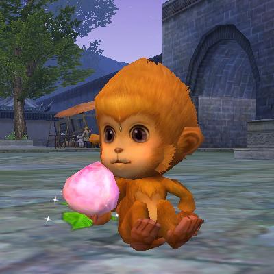 Умная трехглазая обезьяна
