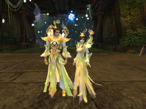 Jade dynasty: ascension: дебютный тизер