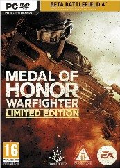 Medal of Honor Warfighter - купил Limited Edition
