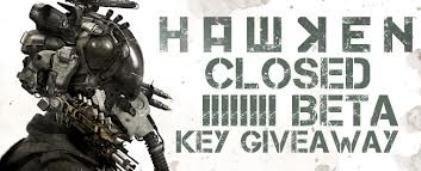 Hawken: Бесплатно ключи для ЗБТ