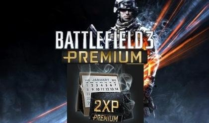 Battlefield 3 - Double XP