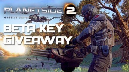 Planetside 2 - Beta Key
