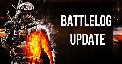 Battlefield 3: Battlelog Update