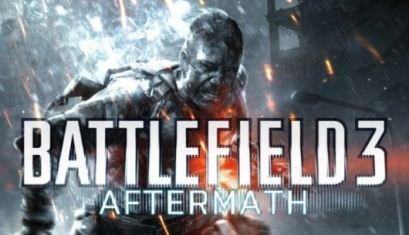 Battlefield 3 Aftermath –  Выход  дополнения, когда?