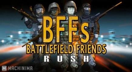 Battlefield Friends – Rush