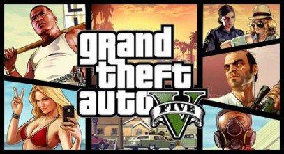 GTA 5 – Слухи о дате выхода игры, скриншоты