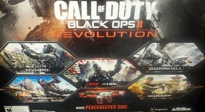 Call of Duty: Black Ops 2 – Скоро дополнение Revolution