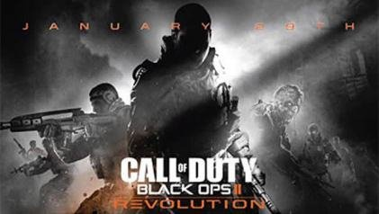 Call of Duty: Black Ops 2 – Подробнее об Revolution