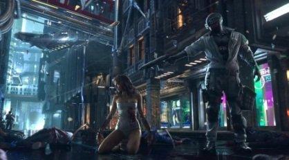 Cyberpunk 2077 -Teaser Trailer