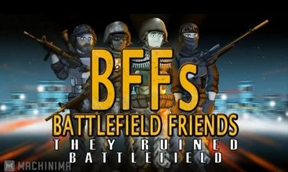 Battlefield Friends - They Ruined Battlefield