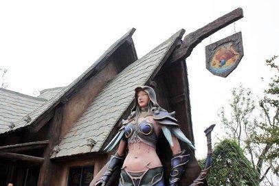 World of Warcraft – Открылся тематический парк