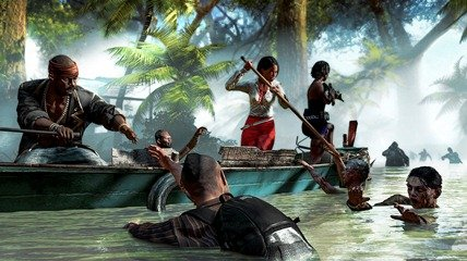 Dead Island: Riptide - Gameplay Reveal