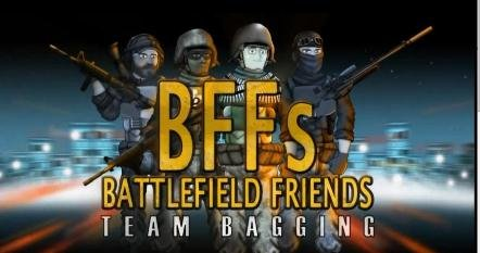 Battlefield Friends - Team Bagging