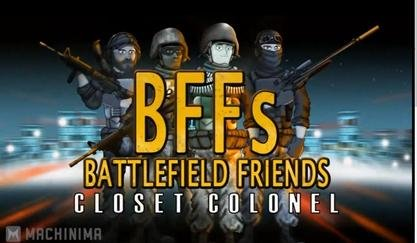 Battlefield Friends - Closet Colonel
