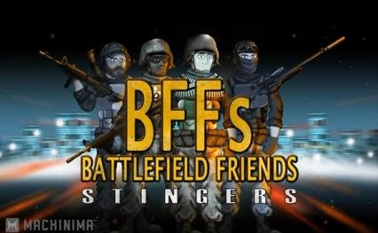 Battlefield Friends - Stingers