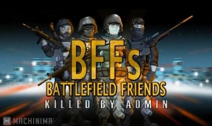 Battlefield Friends - Killed By Admin