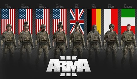 Arma 3 – Alpha test, system requirements