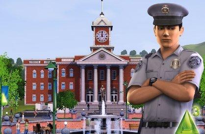The Sims 3 – Хакеры шпионят за девушками