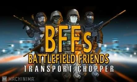 Battlefield Friends - Transport Chopper (Season 2 Finale)