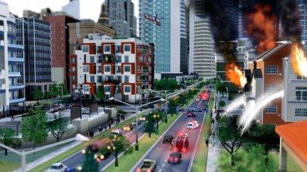 SimCity- Подарки от ЕА